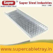 Cable Tray Manufacturers In Delhi Perforated Cable Tray